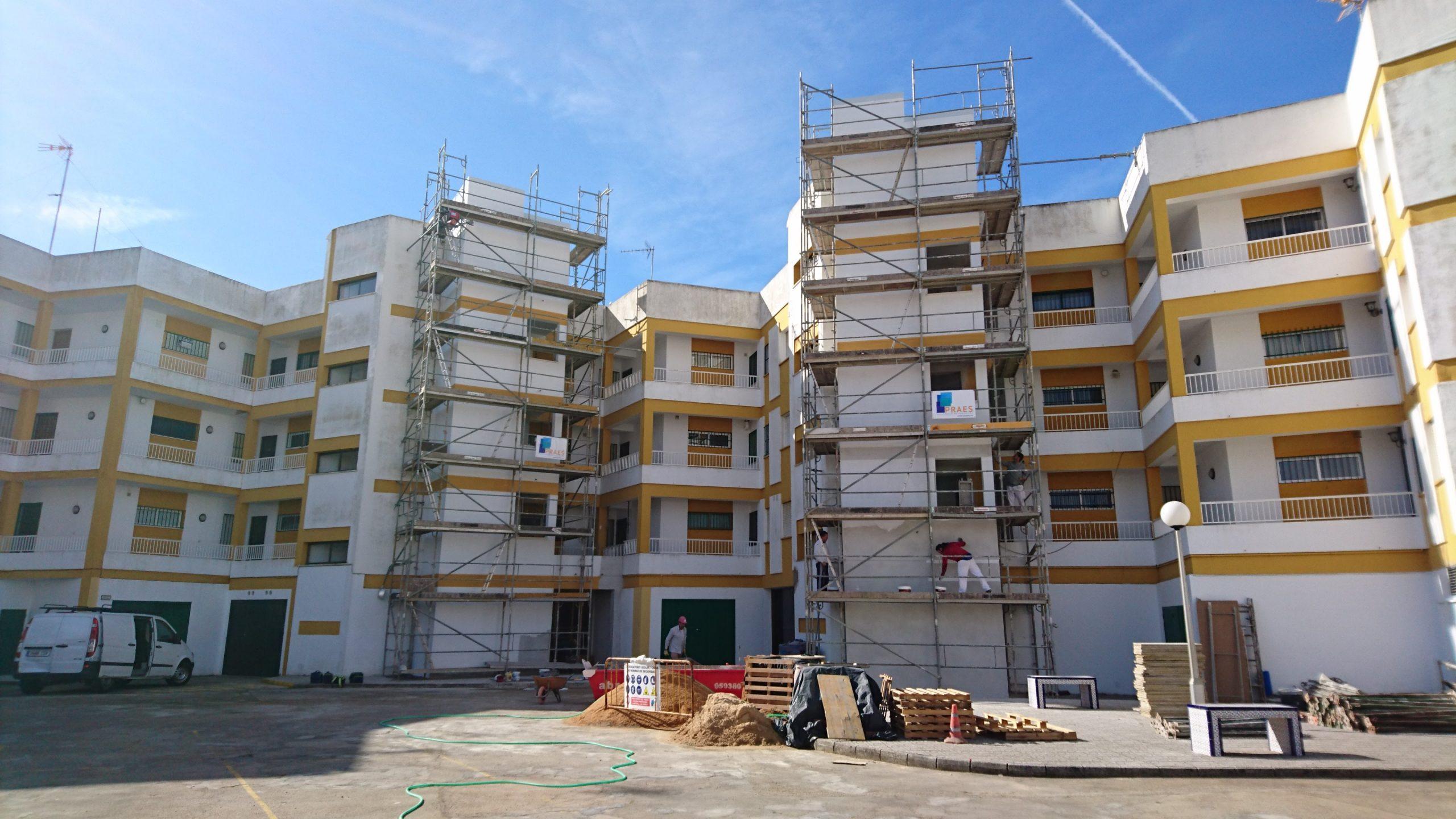 Proyectos de edificación