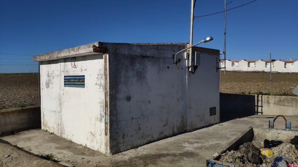 001 REMODELACIÓN DE ESTACIÓN DE BOMBEO EN LEBRIJA PARA EL HUESNA.