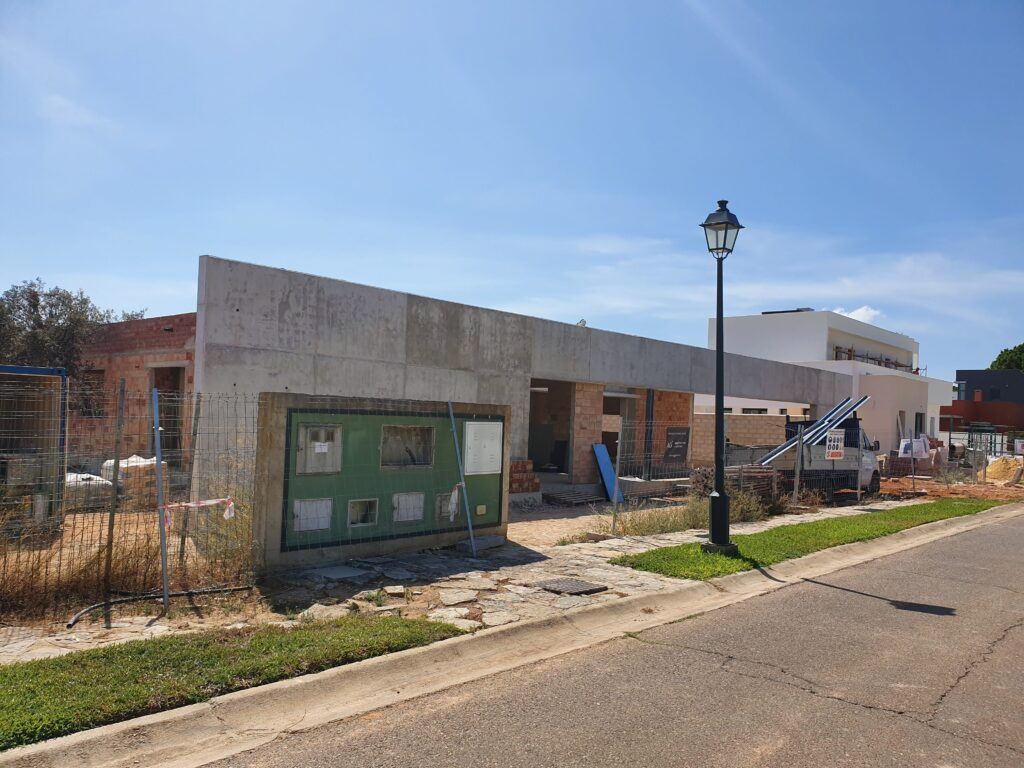 004 vivienda aislada calle alcornoque la juliana PRAES