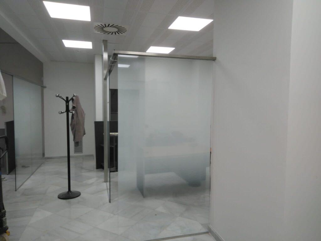 007 ADECUACIÓN DE LOCAL PARA OFICINA DE CAIXA EN SANLUCAR LA MAYOR EN SEVILLA PRAES