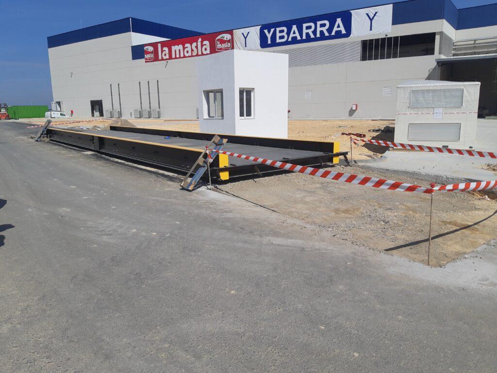 014 OBRA CIVIL DE LA NUEVA FABRICA DE YBARRA.