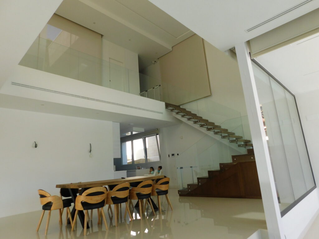 018 construcción chalet Oromana Praes